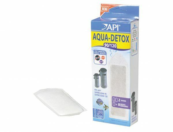 Aqua detox API 90/120 x2