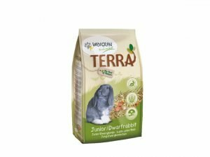 TERRA Junior & Dwergkonijn 1 Kg