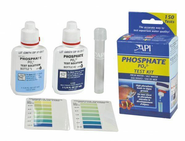 Phosphate Liquid Test Kit API
