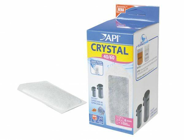 New Crystal API Superclean 40/60 (6pcs)