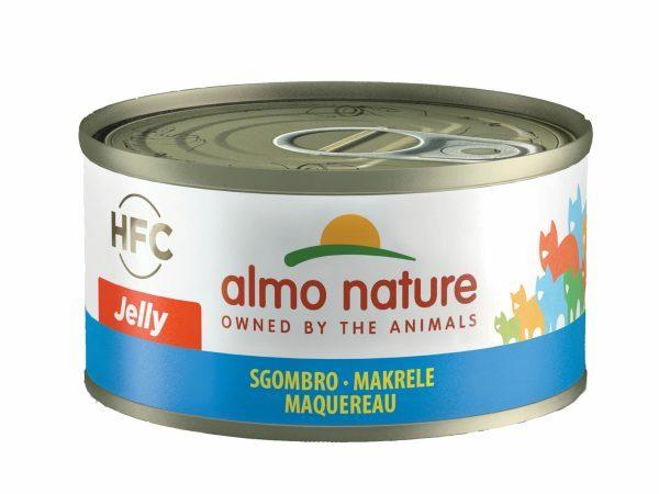 HFC Cats 70g Jelly - makreel FR