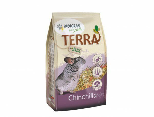 TERRA chinchilla 2,25 Kg
