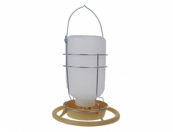 Fontein lantaarn plastic 1 l
