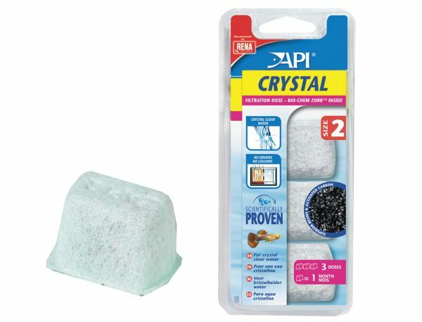 Dosis crystal API Maat 2 Superclean 60/90 (x3)
