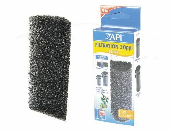 Filter spons API 90/120 30 ppi
