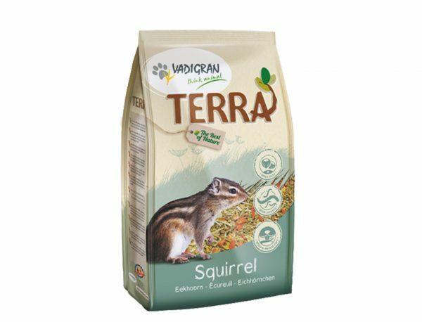 TERRA Eekhoorn 1,25 Kg
