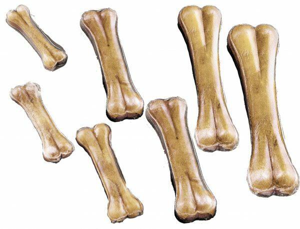 Kauwbeen geperst 40gr/11,5cm