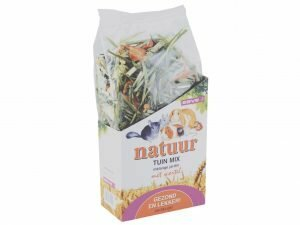 Natuur tuin-mix knaagdieren 135 gr
