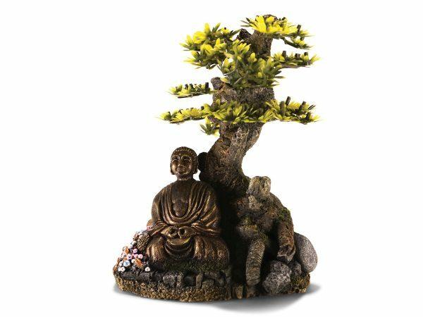 Aqua Deco Bonsai met Boeddha 160x115x205mm