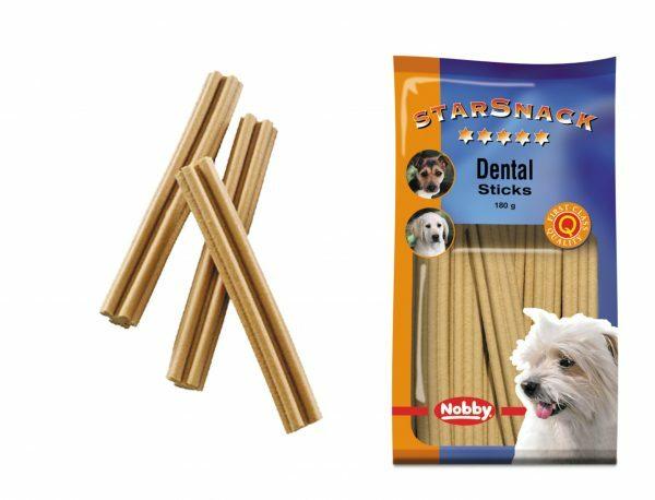Snack hond dental sticks 180gr