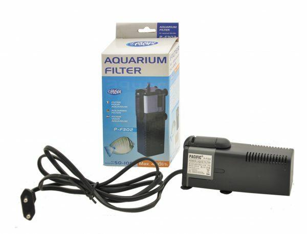 Filter P-F 302 450L/h (aqua 50->100L)