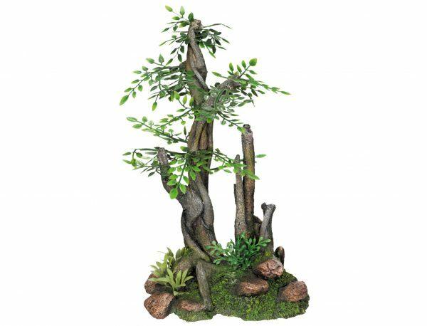 Aqua Deco Tree 155x110x260mm