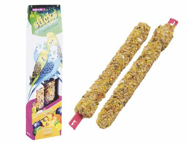 ESVE Sticks grasparkiet honing-mix (2)