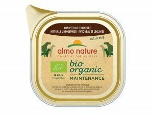 BIO Organic Dogs 100g met kalf en groenten