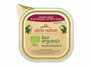 BIO Organic Dogs 100g met rund en groenten