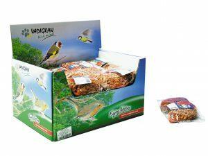 Enjoy Nature Pindanetje 3x150gr (display)