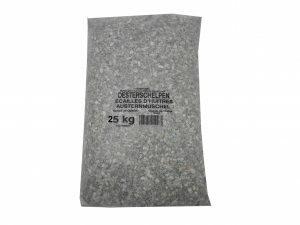 p5297  144250 oesterschelpen 25 kg 1