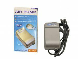 p5595  10718 luchtpomp ap 2 2lmin aqua 40 100l 1
