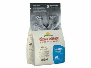 Holistic Cats 400g Sterilised - zalm en rijst