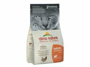 Holistic Cats 400g kalkoen en rijst