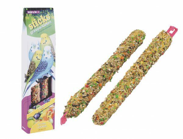 ESVE Sticks grasparkiet fruit-mix (2)