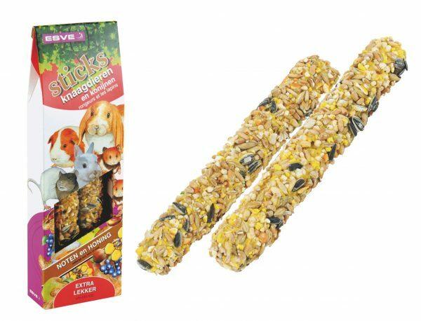 ESVE Sticks noten-mix knaagdieren (2)