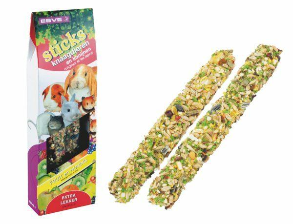 ESVE Sticks fruit-mix knaagdieren (2)