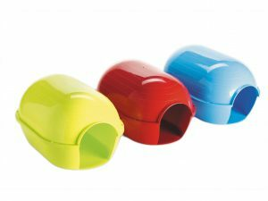 Iglo plastic Rody cavia 30,5x19,5x16,5cm
