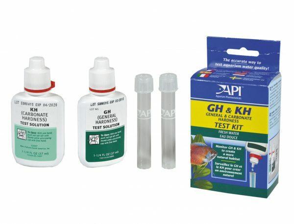 GH/KH Liquid Test Kit API