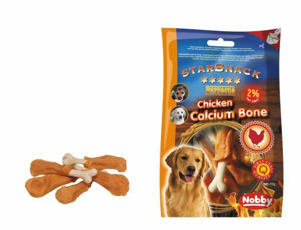 Snack hond kip calcium been 70gr