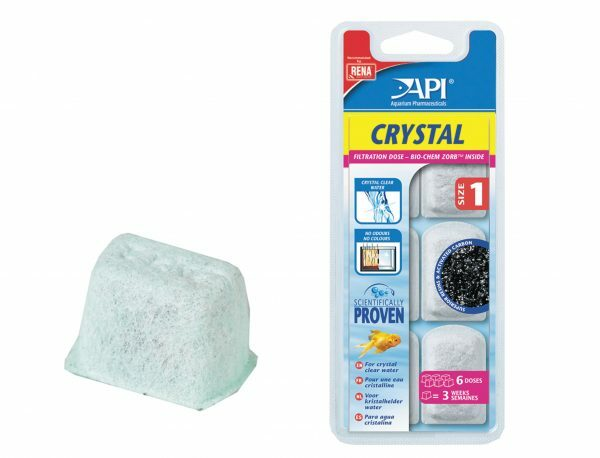 Dosis Crystal API maat 1 Superclean 40 (x6)