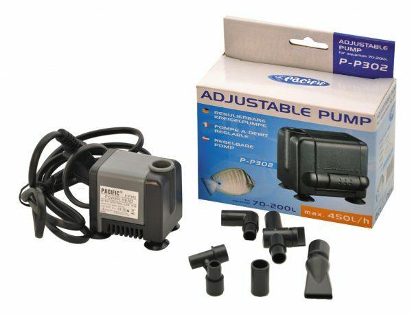Pomp P-P302 450 l/h (aqua 70 -> 200 l)