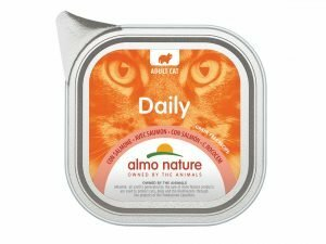 Daily Cats 100g met Zalm