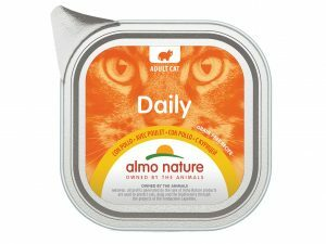 Daily Cats 100g met Kip