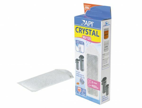 New Crystal API Superclean 90/120 (2pcs)