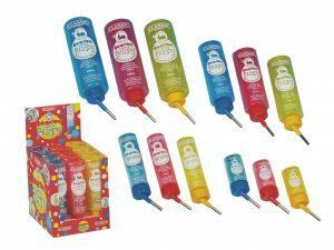 CLASSIC Drinkfles Color konijn 600 ml L ASS