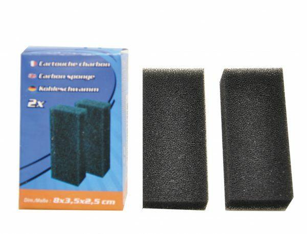 Spons kool voor P-P301 78x35x22mm (2)