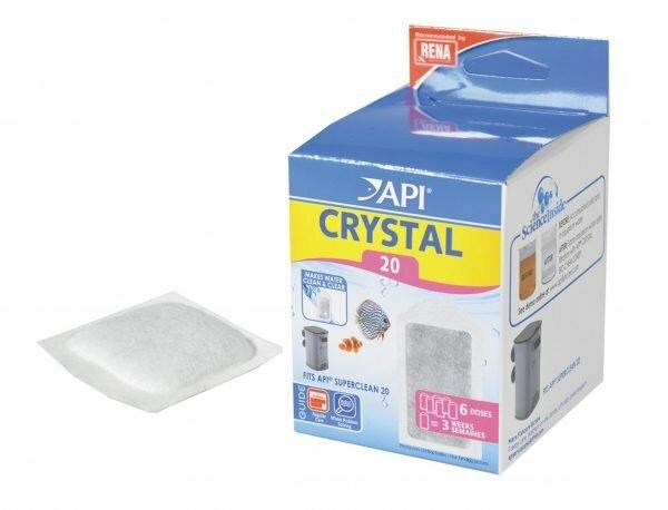 New Crystal API Superclean 20 (6pcs)