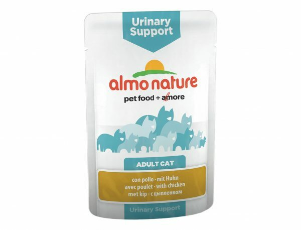 HOL Cats 70g Urinary Support - met kip