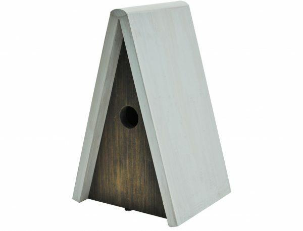 Nestkast driekhoek mus Ø3,5cm