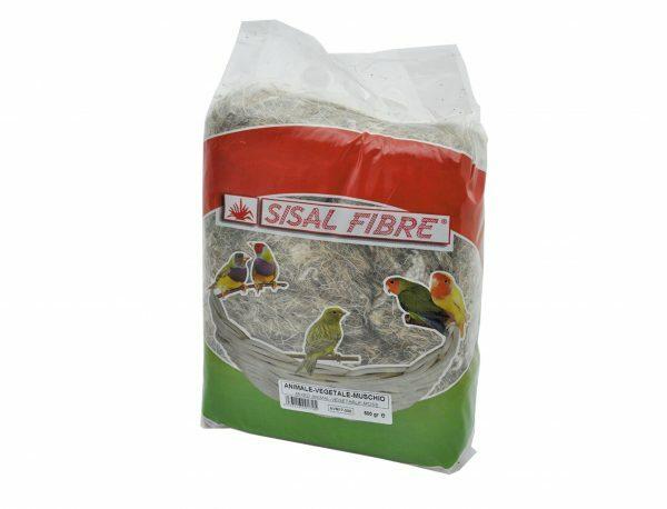 Mengeling dierlijk-plantaardig-mos 500g