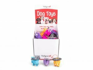 Speelgoed hond latex mix (dis 36)