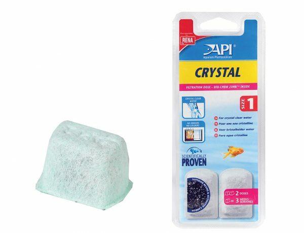 Dosis Crystal  API maat 1 Superclean 40 (x 2)