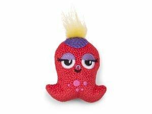 Speelgoed kat octopussy rood 8cm
