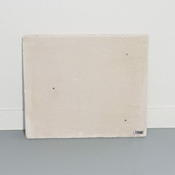 Bodemplaat - Corner Coon - Creme
