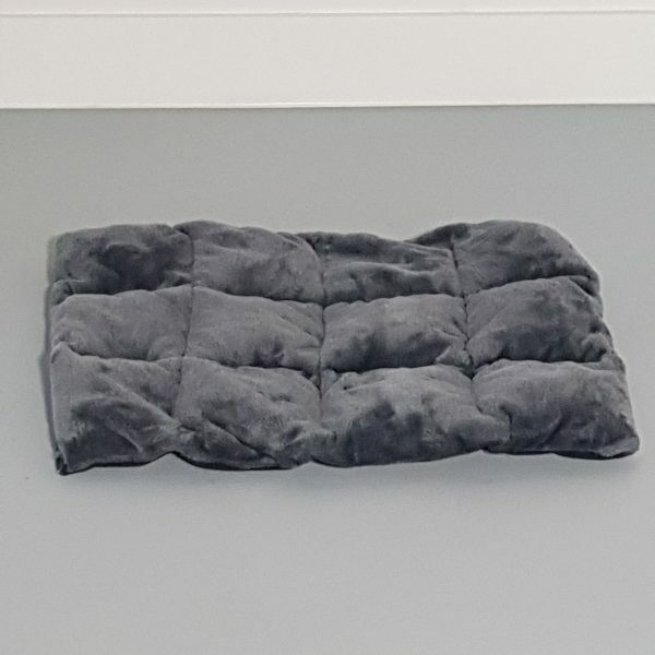 Kussen ligbak Lounge -Dark Grey