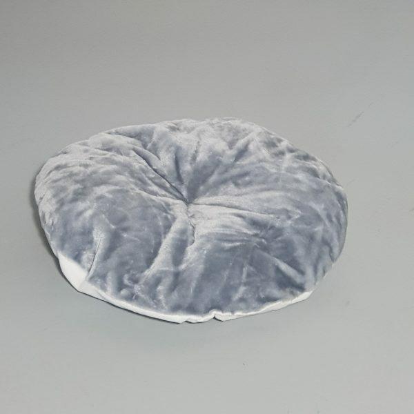 Kussen - Rond ligbak 60Ø Light Grey