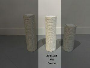 Sisalpaal 29x15Ø M8