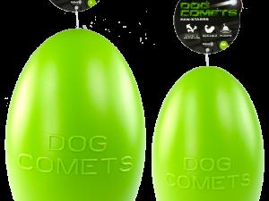 Dog Comets Pan-Stars Groen L 30cm