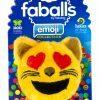 FabDog Cat Heart Eyes Faball M 10,1 cm